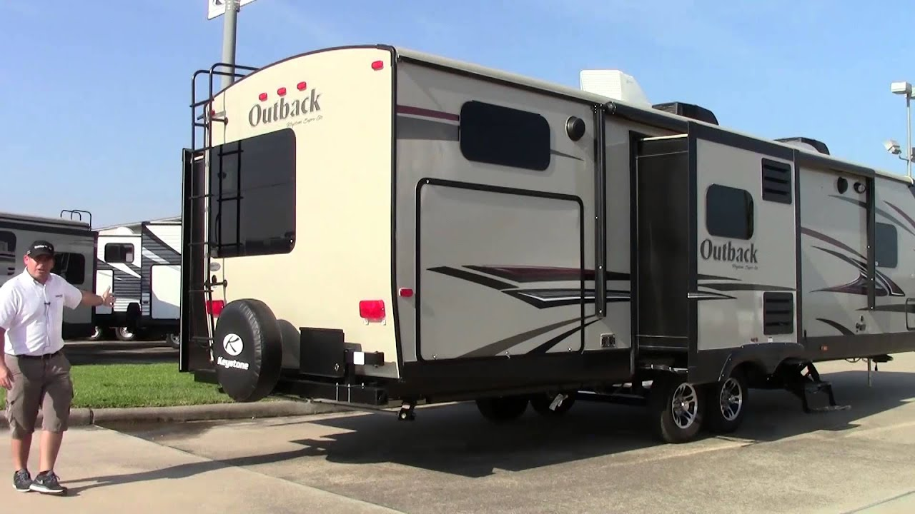 New Outback Travel Trailer