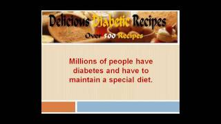 Recipes For Diabetics   Low Fat Recipes : Carrot Cake and Dessert for Diabetic