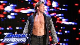 Chris Jericho returns to SmackDown to address the Wyatt Family and The Miz: SmackDown, July 4, 2014