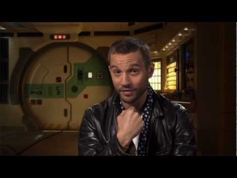 Logan Marshall Green's Official Prometheus Interview