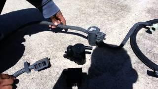 Repeat youtube video P0449 P0446 08-13 Silverado Vent Solenoid Replaced
