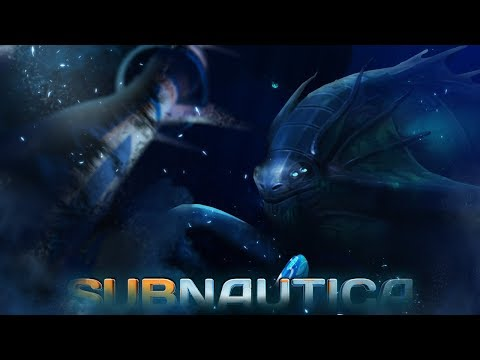 Subnautica - The Monster Revealed! - Atlas Submarine Final, Arctic DLC Story Direction Reveal!