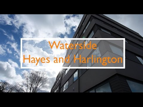 Walking tour of Waterside, Hayes and Harlington UB3