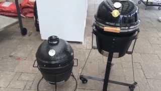 Kamado Joe Jr Vs Grill Dome Xs- Thegardengates.com