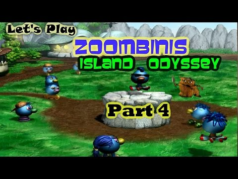 Letu0027s Play Zoombinis Island Odyssey Part 4 - Calm Before the Storm