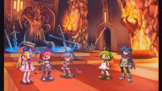 Phantom Brave: We Meet Again - Post-Game 3 - The Overlord & Vassals