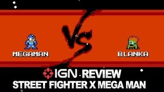 IGN Reviews - Street Fighter X Mega Man Video Review