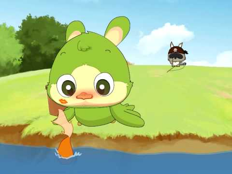 Cartoons for Children: TYZU Wonder Jungle Episode 1: Funny ...
