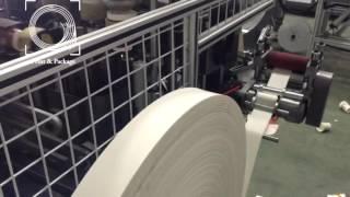 видео Производство бумажных стаканчиков