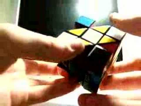 Custom Half Truncated Cube with Corners MOD.