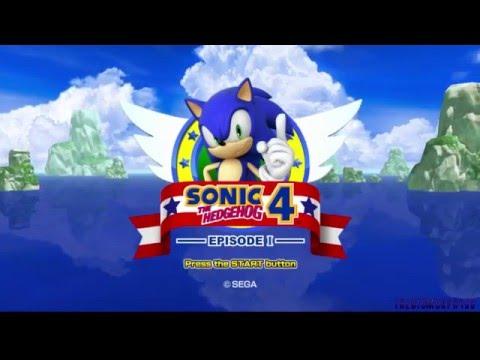 Sonic The Hedgehog 4 Episode 1 (PC) Longplay