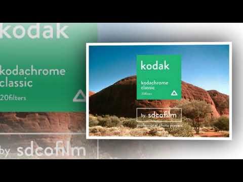 Kodachrome preset for Lightroom