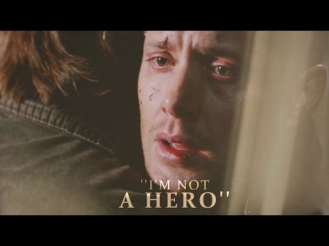 Dean Winchester  Im not a Hero