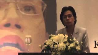 Kuliah Umum Kebijakan Publik dan Etika Publik oleh Sri Mulyani Indrawati