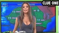 Sexy Bloopers Caught on Live TV