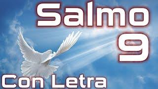 Salmo 9 - Acción de gracias por la justicia de Dios (con le...