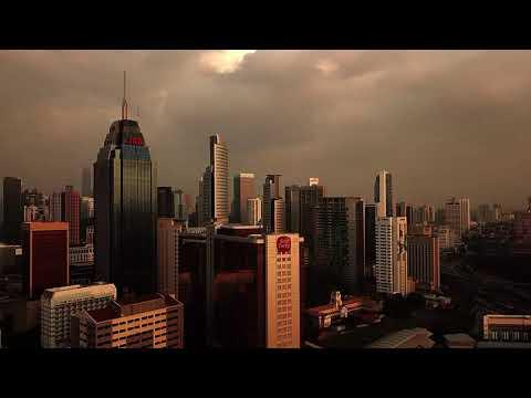 Kuala Lumpur, Malaysia Skyline  (August 4, 2018)