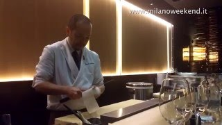 Sushi B japanese restaurant Brera - Milano Weekend Food & Drink