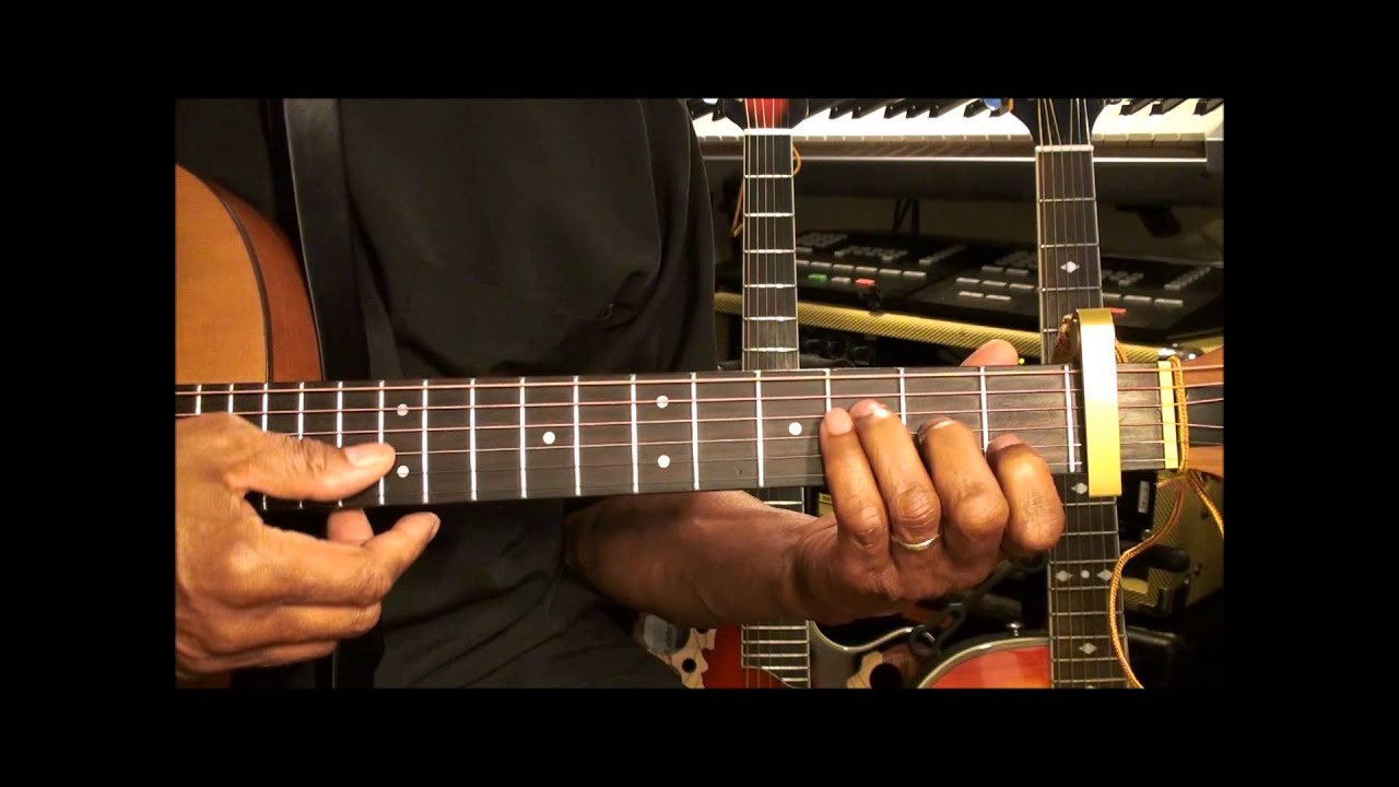 Guitar Chord Form Tutorial 206 Easy Colbie Caillat Style Strum