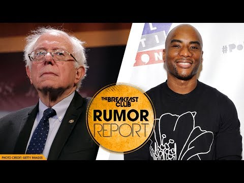 Charlamagne Talks Mental Health on Bernie Sander's Facebook Page