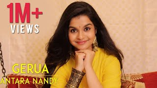 Gerua - Dilwale | Arijit Singh | World Music Day | Cover Song - Antara Nandy, Keethan Mp3