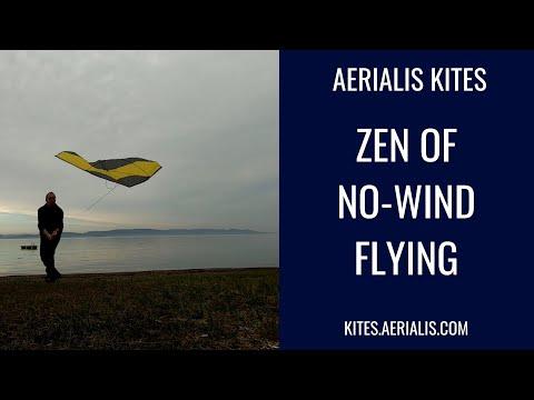 Zen of No-wind Flying