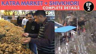 ShivKhori + Katra Market | Shivkhori Is  85 Km From Katra | J & K