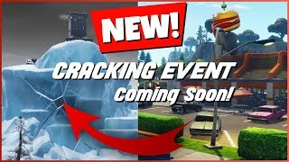 [LIVE] *NEW* POLAR PEAK CRACKING NOW! EVENT COMING SOON - CUSTOM MATCHMAKING (FORTNITE)