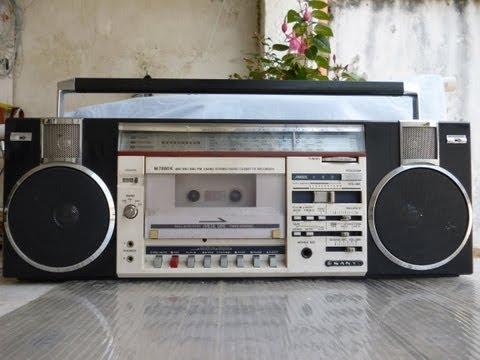 Reparación de Grabadora o Equipo de Sonido