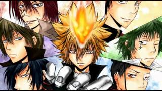 Katekyo Hitman Reborn Opening 3 Full (Male Version)