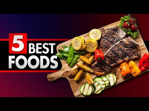 5 BEST Foods To Increase Testosterone Naturally