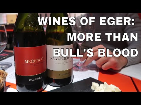 Hungarian Wine of Eger, More than Bull's Blood: