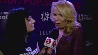 """Anna Jurksztowicz  - wywiad z premiery albumu """"Radio Kolor: POP, SOUL, R'N'B"""" (12.05.16 r.)"""