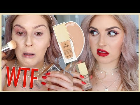 FULLEST COVERAGE FOUNDATION EVER?? 😫🗯 Jouer First Impression