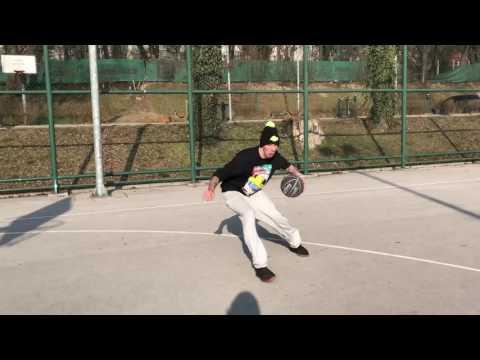 Tricky - Skola Basketa - Stiff Leg Move