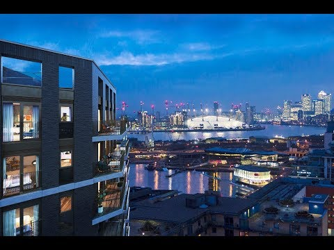 Royal Docks West Local Area Video