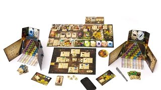 CGE - Alchemists - Full Game Overview