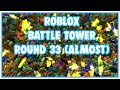 Roblox Tower Battle!
