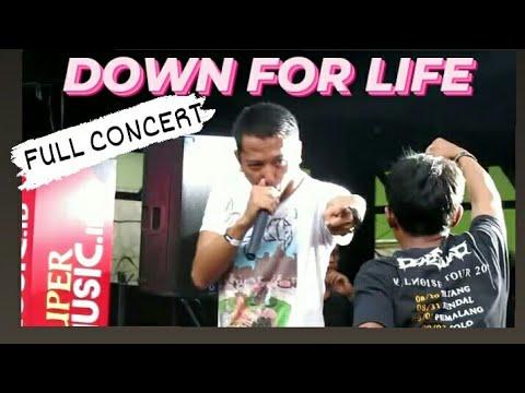 DOWN FOR LIFE live in noxa fest #3 (full show)