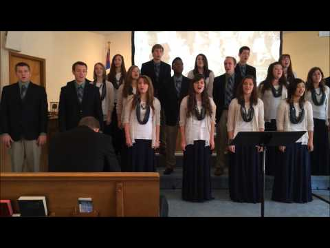 Encounter Revival Ministries - Glory In My Redeemer - Trinity Friends Church - Mar. 9, 2014 - Beezak