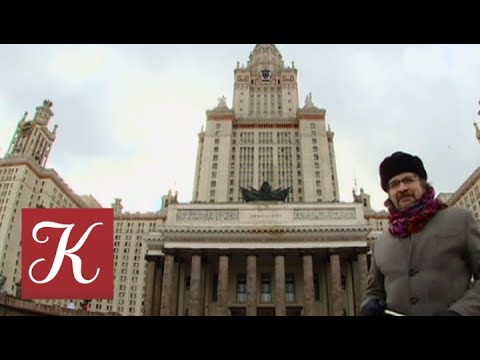 Пешком... Москва университетская. Выпуск от 30.05.18