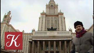 Смотреть видео Пешком... Москва университетская. Выпуск от 30.05.18 онлайн