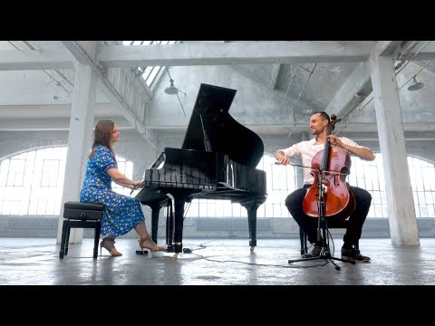 Canon in D (Pachelbel's Canon) - Cello & Piano [BEST WEDDING VERSION]