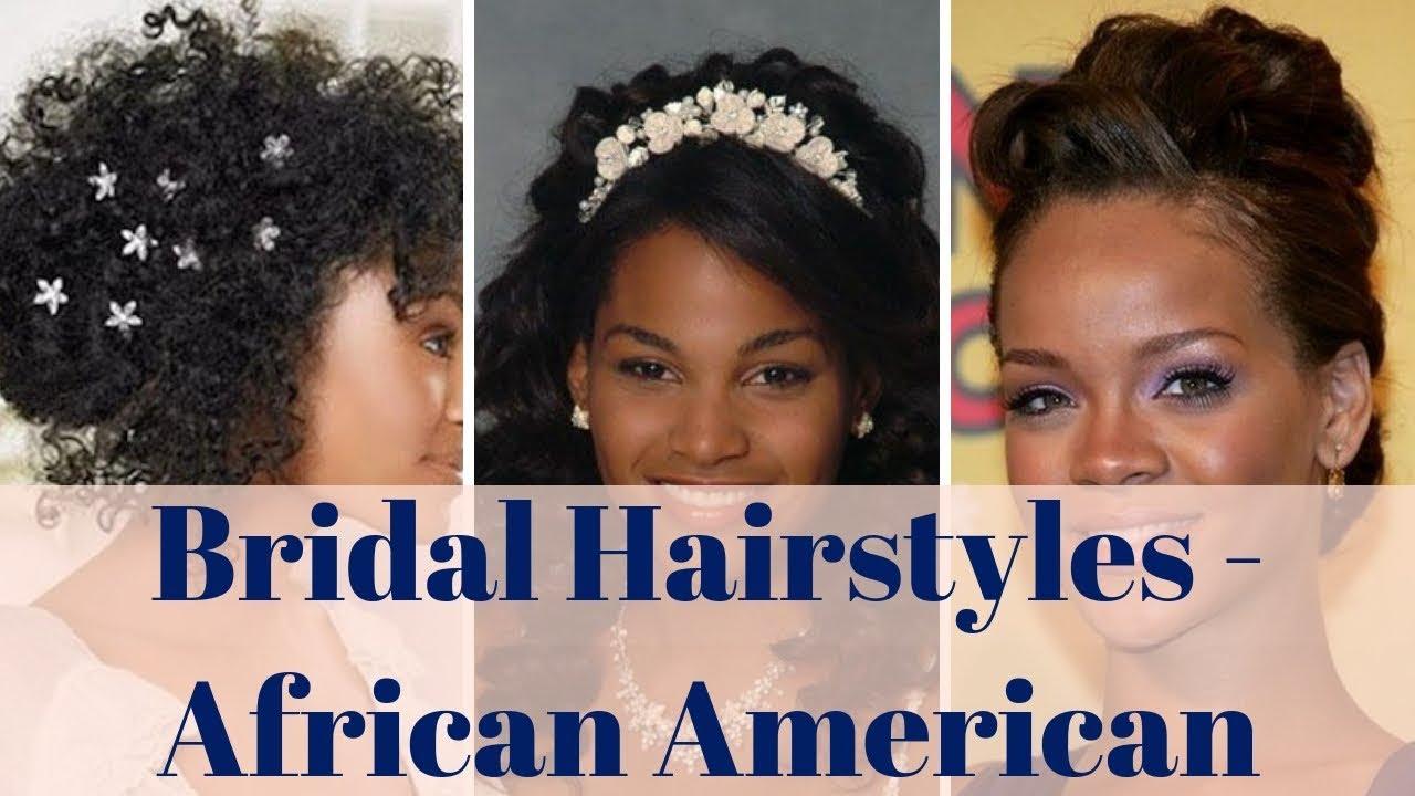 Bridal Hairstyles African American 100+ Ideas, Bridal Hair Styles Black Brides