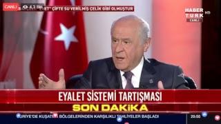 Genel Başkanımız Devlet Bahçeli HaberTürk, ShowTV Ve Bloomberg HT Ortak Yayınında.