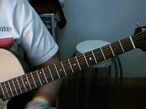 taylor swift you belong with me acoustic guitar tutorial - YouTube