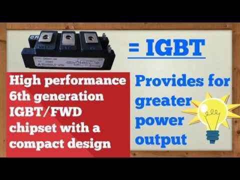 Fuji Electric IGBT Power Transistor Modules and Power Semiconductor