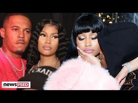 Nicki Minaj Getting Married To Controversial BF, Kenneth Petty!