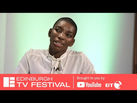 Michaela Coel: Post-MacTaggart Interview | Edinburgh TV Festival 2018