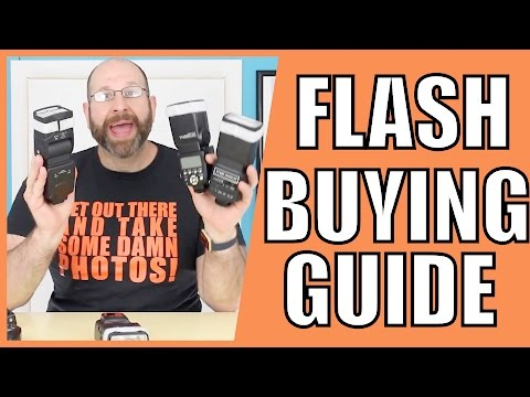 Complete Off Camera Flash Setup For Under $100 | Flash Photography Part 1